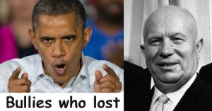 Bullies Obama Nikita