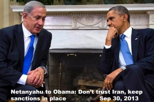 Obama Meets Netanyahu at White House