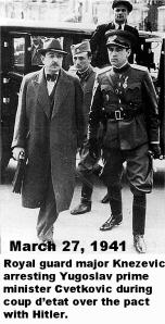 Hapsenje_Dragise_Cvetkovica_1941