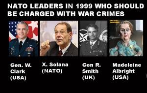 NATO leaders 1999-2