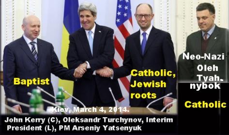 Ukrainian Troika Mar 2014