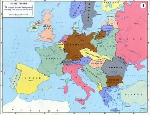 europe1919-1929-1
