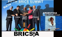 BRICS leaders 2013
