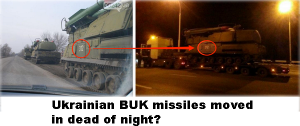 BUK missiles Ukraine Army