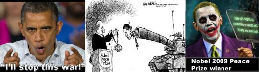 Obama Peace Prize