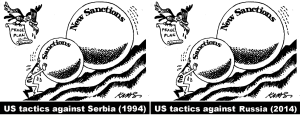 Sanctions Serbia-Russia