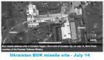 Ukrainian BUK missiles 7-14-14