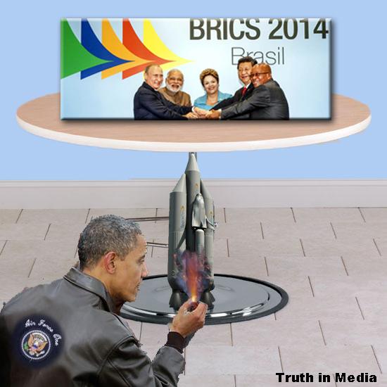 Obama BRICS