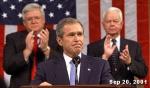 Bush 9-20-01