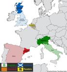 european-countries-separatist-movements