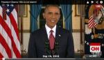 Obama speech 9-10-14