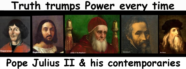 Truth vs Power 3