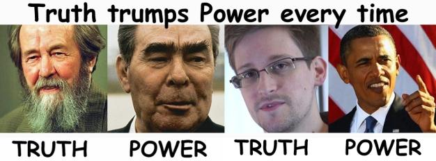 Truth vs Power