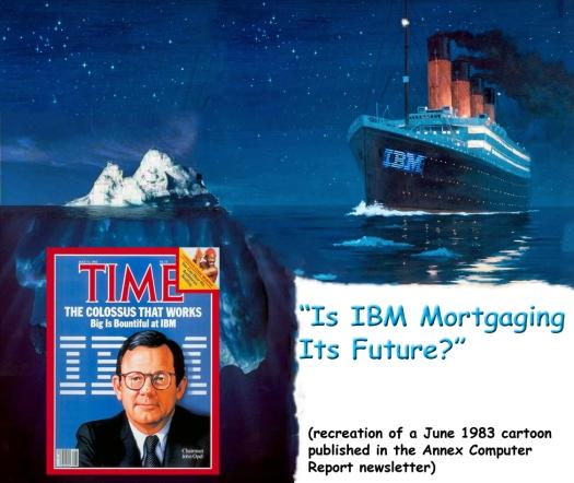 IBM Titanic June 1983 ACR TIME