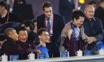 Barack Obama, Xi Jinping, Vladimir Putin, Peng Liyuan