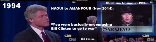 Clinton Amanpour header