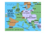 Europe before WW I
