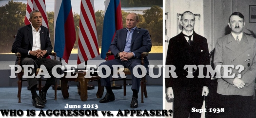 Peace for our time 1938 2013