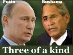 Putin Bushama