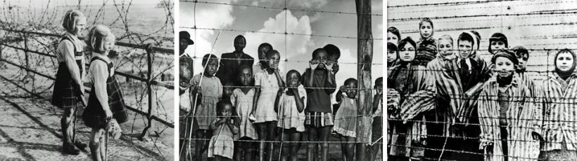 Fenced children header