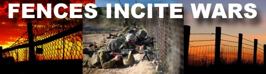 Fences incite wars header