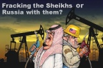 Fracking the Sheiks
