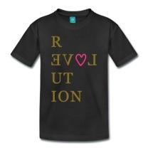 Heart-Love-revolution-typography-by-patjila-Shirts