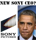 New Sony CEO Obama