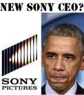 New Sony CEO Obama