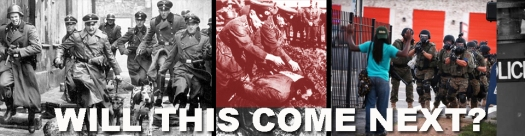 Police militarization 1