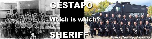 Police militarization 2