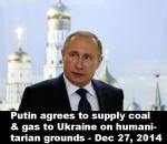 Putin humanitarian Dec 2014