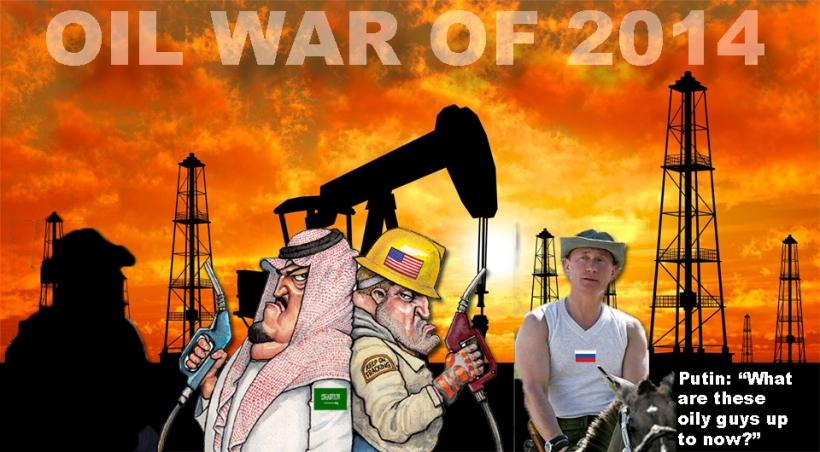 Putin Saudi US oilmen