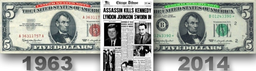 Why FED killed JFK header