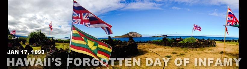 Hawaii forgotten day of infamy header