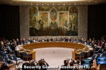 Security Council Meeting:   The situation in the Middle East (Syria)