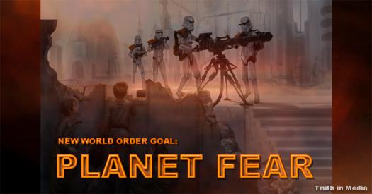NWO Planet Fear