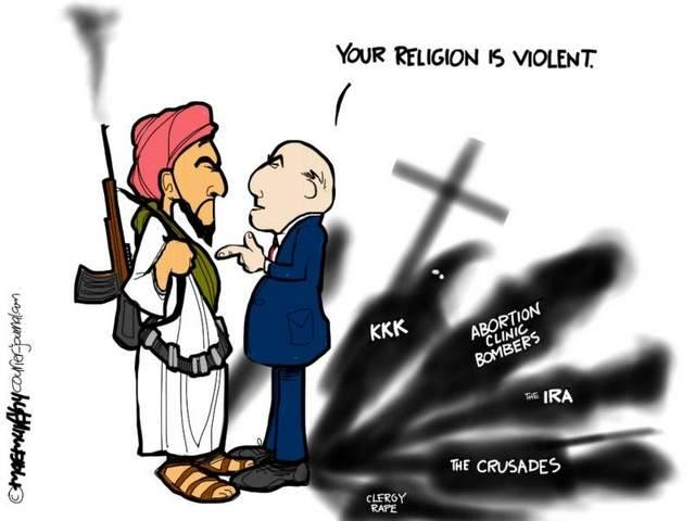 Religion cartoon 1-10-15