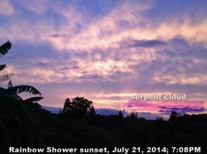 Serpent cloud 7-21-14