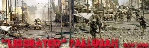 Liberated Fallujah