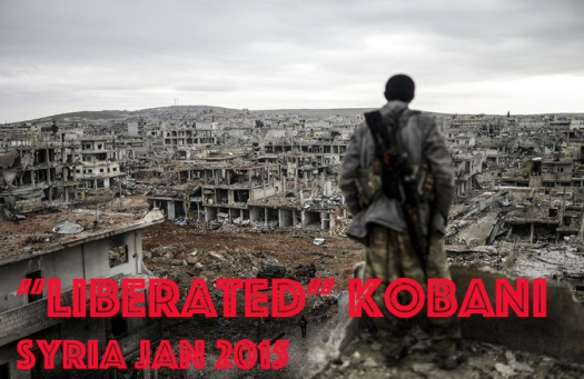 Liberated Kobani