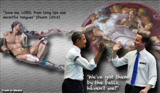 Michelangelo Obama Cameron