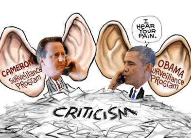 Obama-Cameron cartoon