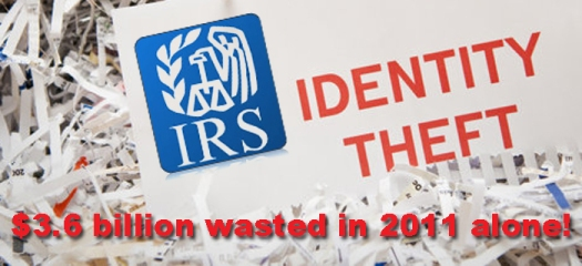 IRS identity theft
