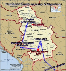 DJURDJEVIC_family_migrations