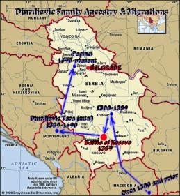 DJURDJEVIC_family_migrations