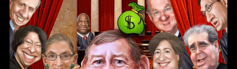 Supremes Money Talks header