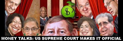 Supremes Money Talks header