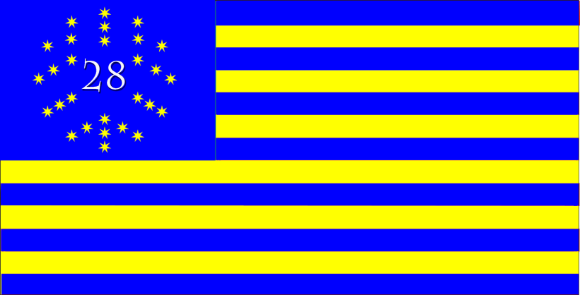 New EU-flag