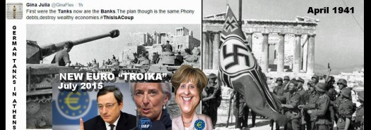 Troikas then and now